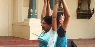 15 Partner Yoga Poses