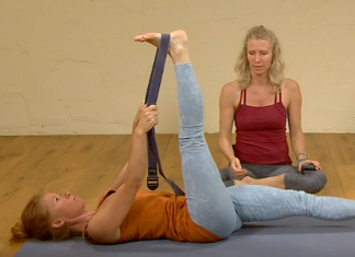 3 Yoga Poses For Hamstrings