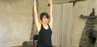 13 Chair Yoga Poses