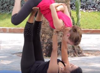 16 Acro Yoga Poses