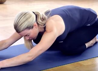 5 Relaxing Yoga Poses