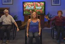 5 Seated Yoga Poses for Seniors