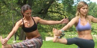 7 Yoga Standing Poses