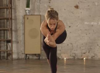 8 Balance Yoga Poses