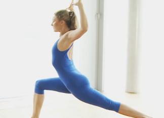 4 Anusara Yoga Poses Celebrate Yoga