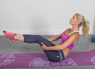 Yoga Strength Poses