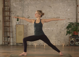 5 Yoga Poses for Legs