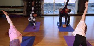 7 Animal Yoga Poses for Kids