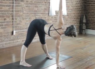 8 Yoga Cool Down Poses