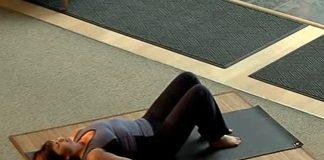 8 Yoga Poses Lying on Back
