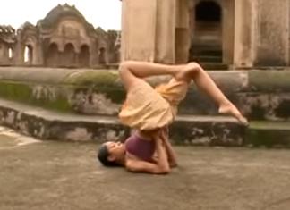 4 Yoga Exercises for Eyes