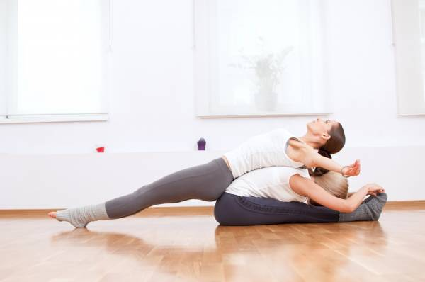 PartnerYoga 2